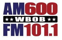 WBOB AM 600 101.1 FM
