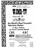 WJMR-TV 1955