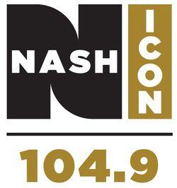 WKOS 104.9 Nash Icon