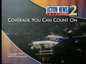 WSB-TV 1999 Helicopter Close