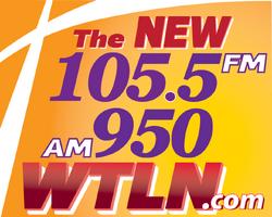 WTLN 105.5 FM AM 950