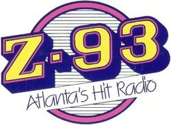 WZGC Atlanta 1992
