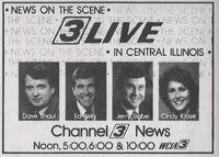 Wcia tvg news anchors 9-84