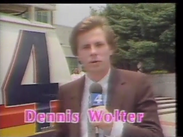 1980 Eyewitness News opening graphics - Talent - Dennis Woltering