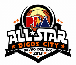 2013 PBA All-Star Game logo