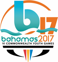2017 Commonwealth Youth Games logo