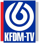 6 KFDM 1996 Logo