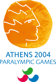 Athens2004 Paralympic games Logo