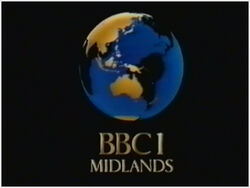BBC 1 1985 Midlands
