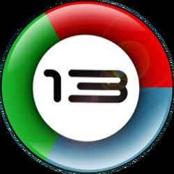 Canal 13 Río Cuarto (Logo 2010)