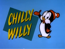 Chilly Willy 1960