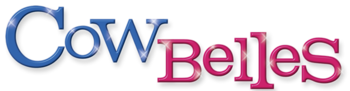 Cow Belles movie logo