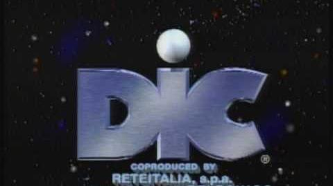"""DIC Entertainment Logo (1990) """"With Byline"""""""