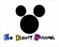 Disney Channel logo 1994