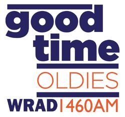 Good Time Oldies WRAD 1460 AM
