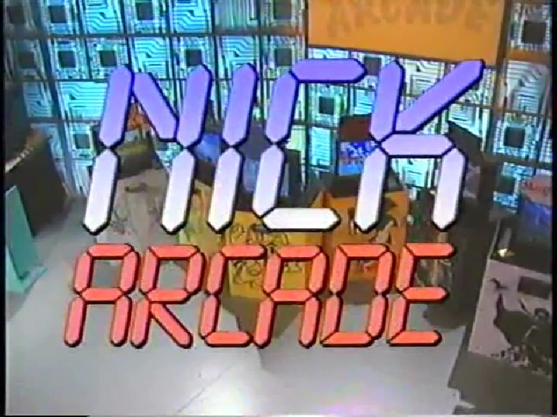 Nick arcade games