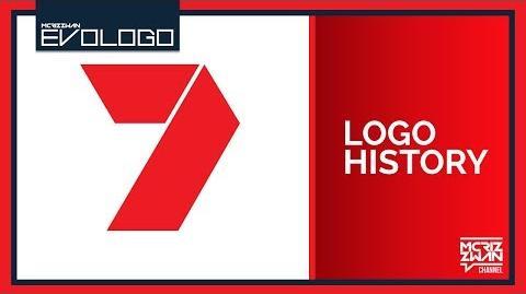 Seven Network Productions Logo History Evologo Evolution of Logo