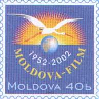 Stamp of Moldova md014st