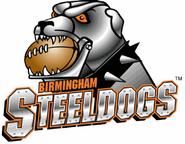 Steeldogs logo
