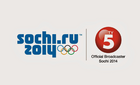 TV5 Sochi 2014 Logo
