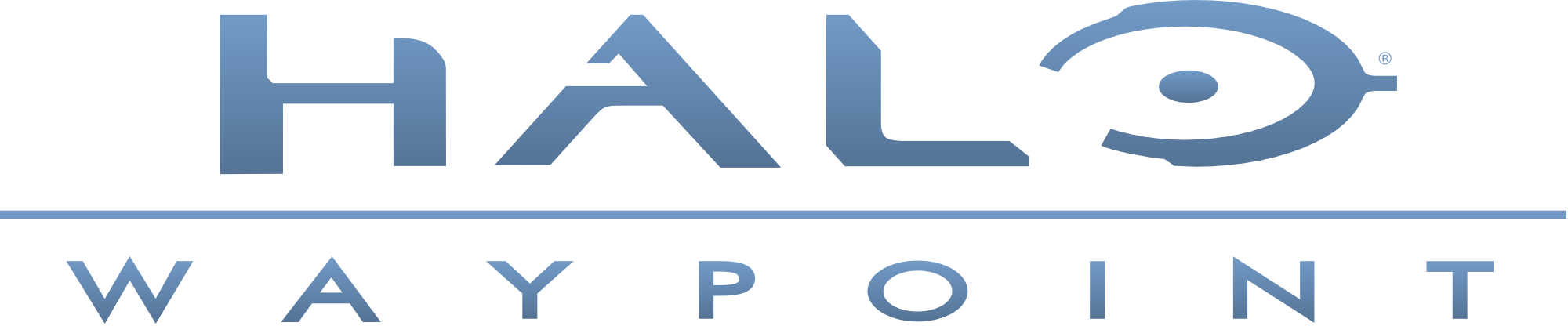 Halo Waypoint | Logopedia | FANDOM powered by Wikia