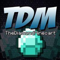 Thediamondminecart logo