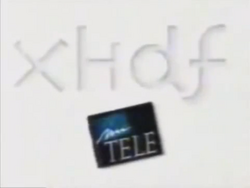 XHDF-TV13 Mi Tele (1993) 2