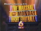ABC Monday Night Promo 1995 with WBRC ID Bug