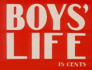 Boys Live April 1940