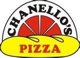 Chanellos pizza logo