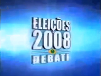 Eleicoes2008band debate