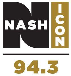 KAMO-FM 94.3 Nash Icon