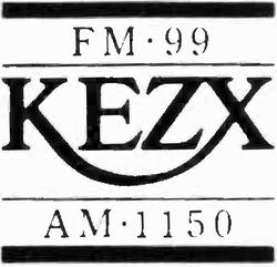 KEZX 1986