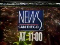 KNSD News open 1991