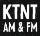 KTNT AM & FM logo