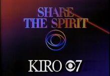 Kiro share the spirit