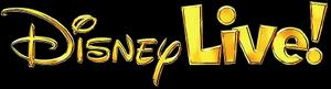 Logo DisneyLive