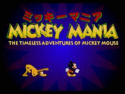 MickeyManiaMegaDriveJapan1995