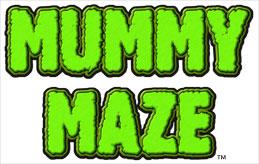 Mummy Maze logo