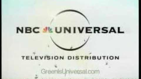 "NBC Universal Television Distribution Logo (2007) ""Variant"""