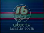 WBOC-TV 1985 We've Got The Touch CBS