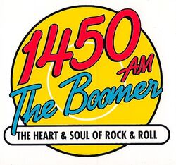1450 AM The Boomer KVEN