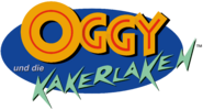 German Logo Oggy and the Cockroaches