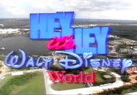 Hey Hey it's Walt Disney World (19-10-96)