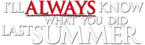 I'll always know what you did last summerlogo