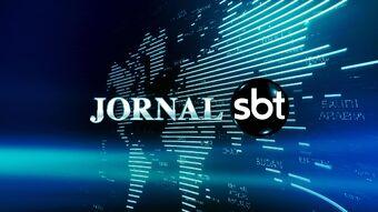Jornal do SBT logo 2013