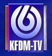 KFDM 1996 Logo