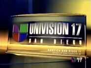 Kbnt univision 17 san diego id 2006