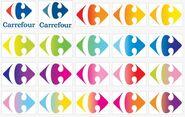 Logos colors