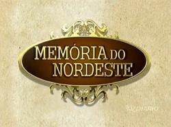 Memória do Nordeste - 2010